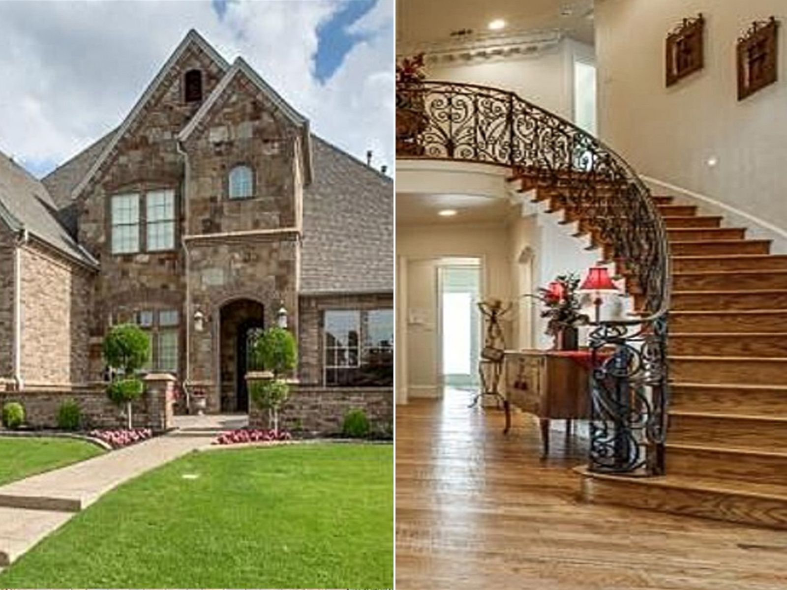 Southlake texas picture million dollar homes around the for Million dollar homes in la