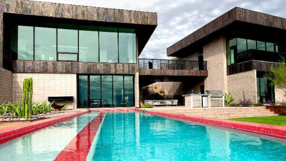 Luxury Minimalist Homes For Sale Photos Abc News