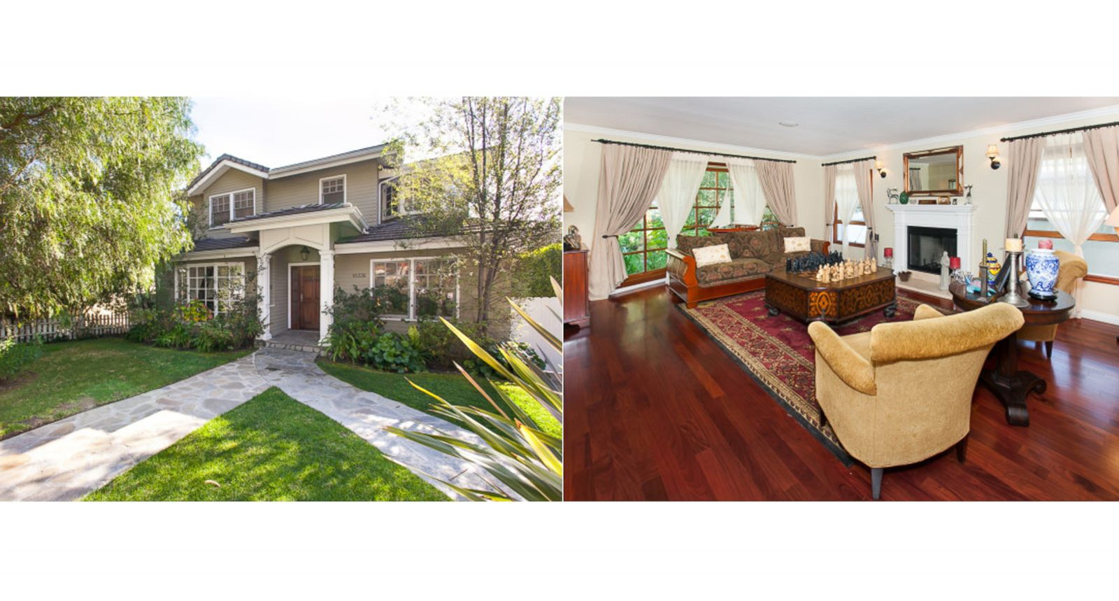 Modern family tv home sold picture television and film homes for sale abc news