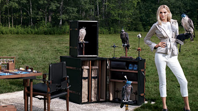 PHOTO: Bespoke Global Falconry Companion $150,000