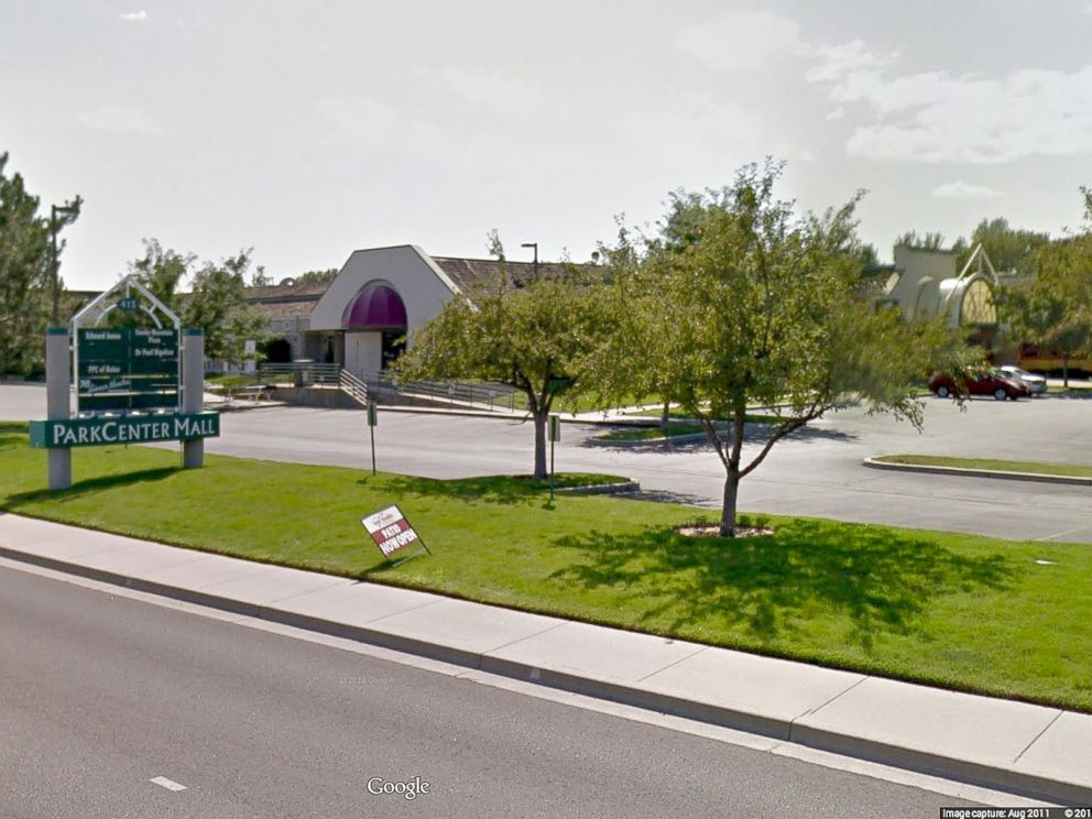 PHOTO: ParkCenter Mall in Boise, Idaho appears in this screen grab from Google Maps.