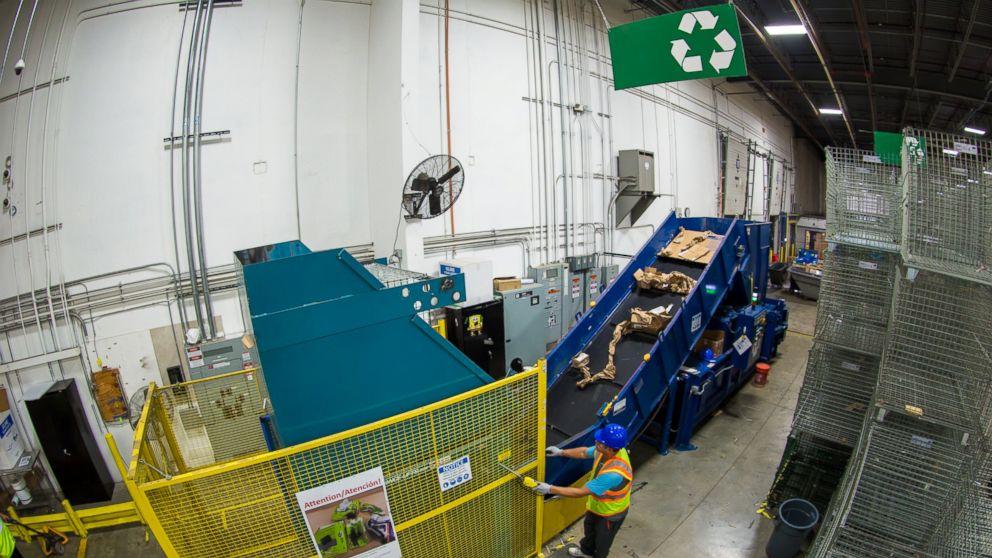 Brighstar's buyback-trade in (BBTI) processing center in Libertyville, Illinois.