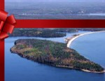 PHOTO: Smith?s Island, Nova Scotia ? CAD$ 315,000  Smith?s Island is a beautiful 75-acre island located in the town of Marie Joseph would make an ideal private summer retreat or nature preserve for someone who likes to sail or a family with a view to th