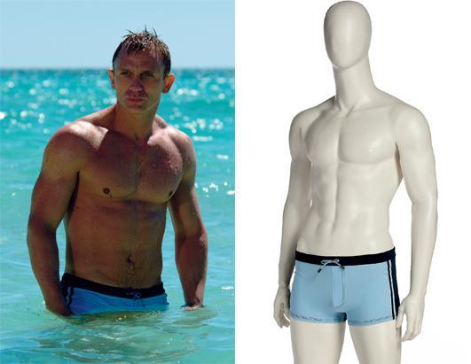 eaad58bc6d 'James Bond' Auction Includes Swim Trunks Worn By Daniel Craig and Other  Memorabilia Photos - ABC News