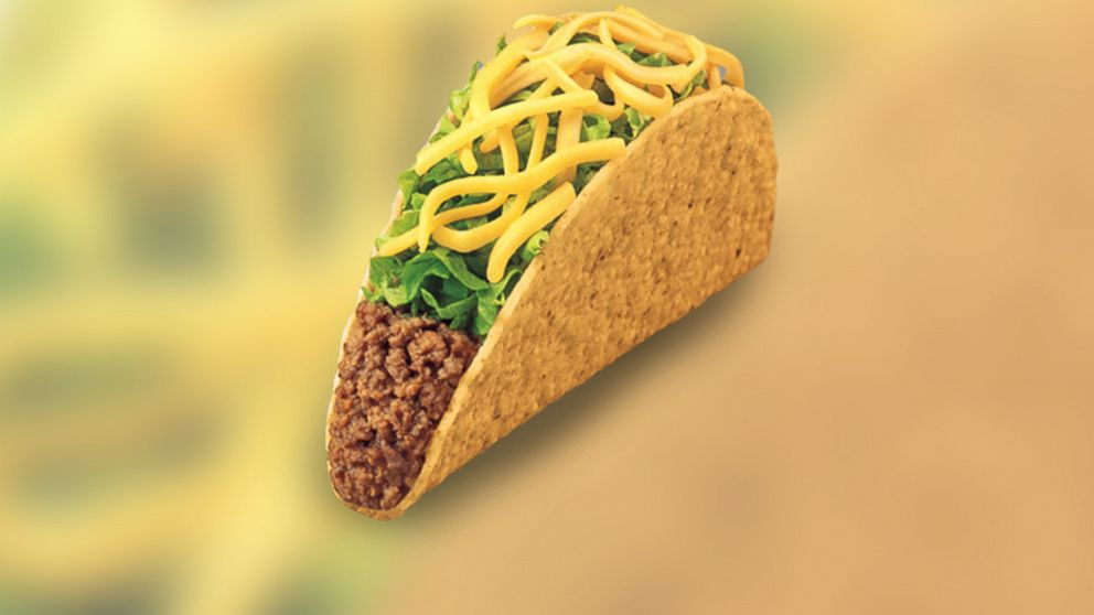 Taco Bell Reveals Its Mystery Beef Ingredients Abc News