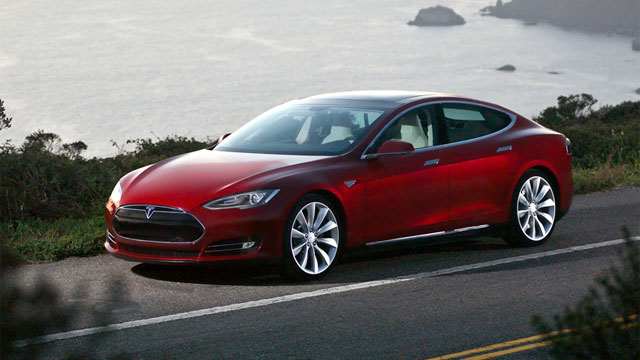 PHOTO: The Tesla Model S has been named the Motor Trend 2013 Car of Year.