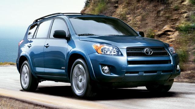 PHOTO: 2012 Toyota RAV4