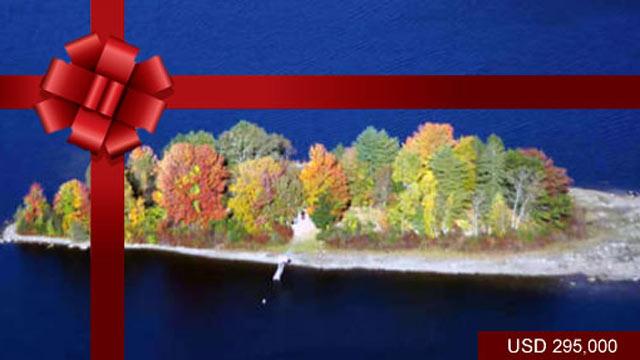 PHOTO: Underwood Island, Connecticut ? USD$ 295,000 <p itemprop=