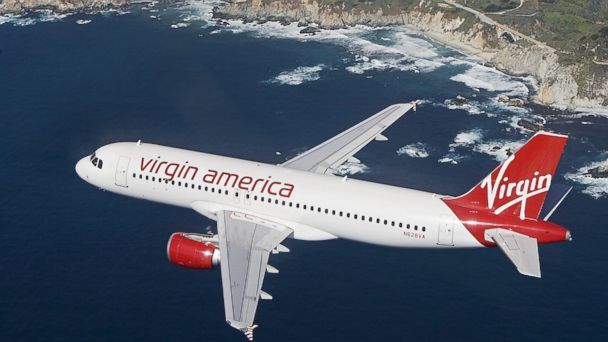 PHOTO: Virgin America is one of the companies offering an unexpected Cyber Monday deal.