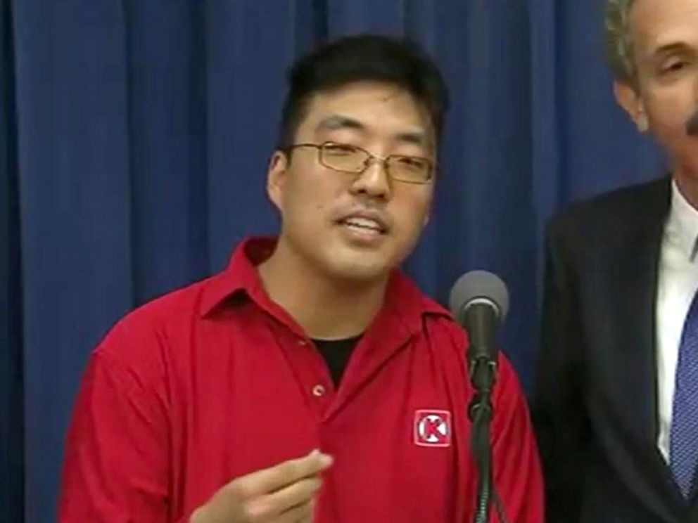 PHOTO: Frank Ahn is a small business owner in the San Fernando Valley of Southern Calif.