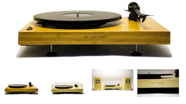 PHOTO: Ball and Buck SOTA turntable is a perfect splurge gift for Fathers Day.