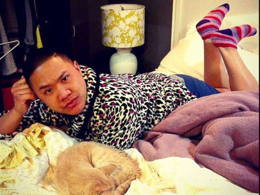 Tim Delaghetto posted this photo to Instagram on Jan. 14, 2013 with the caption, Its real out here in these streets. Tryna keep warm. #MyBodyIsReady