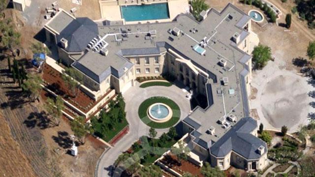 Russian billionaire's $100 California chateau