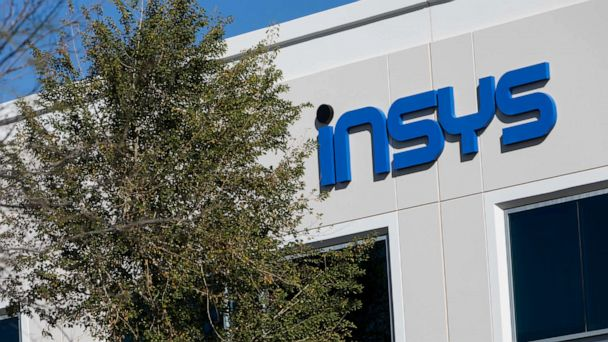 Opioid maker Insys to be delisted from NASDAQ following bankruptcy filing