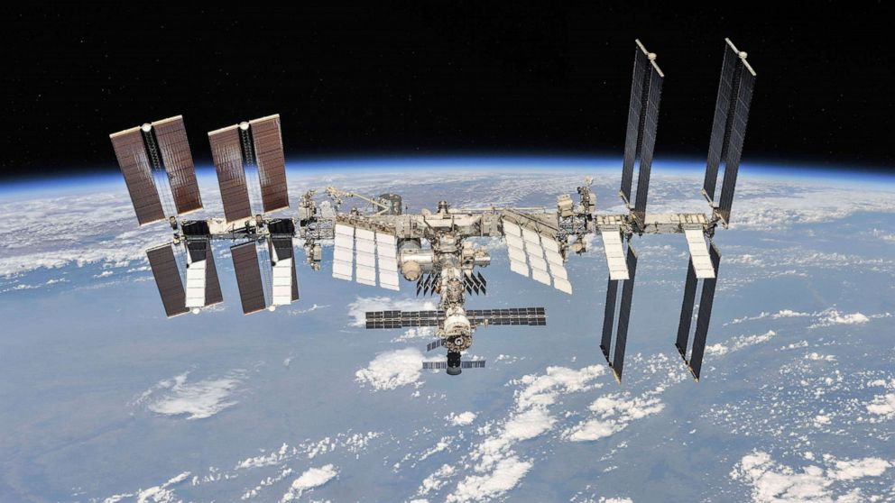NASA says it has finally located the leak on the International Space Station
