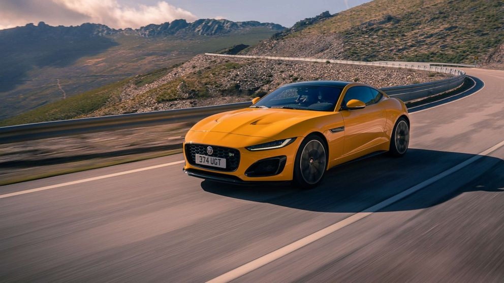 More sports cars': Jaguar's new design chief makes the case for fewer SUVs  - ABC News