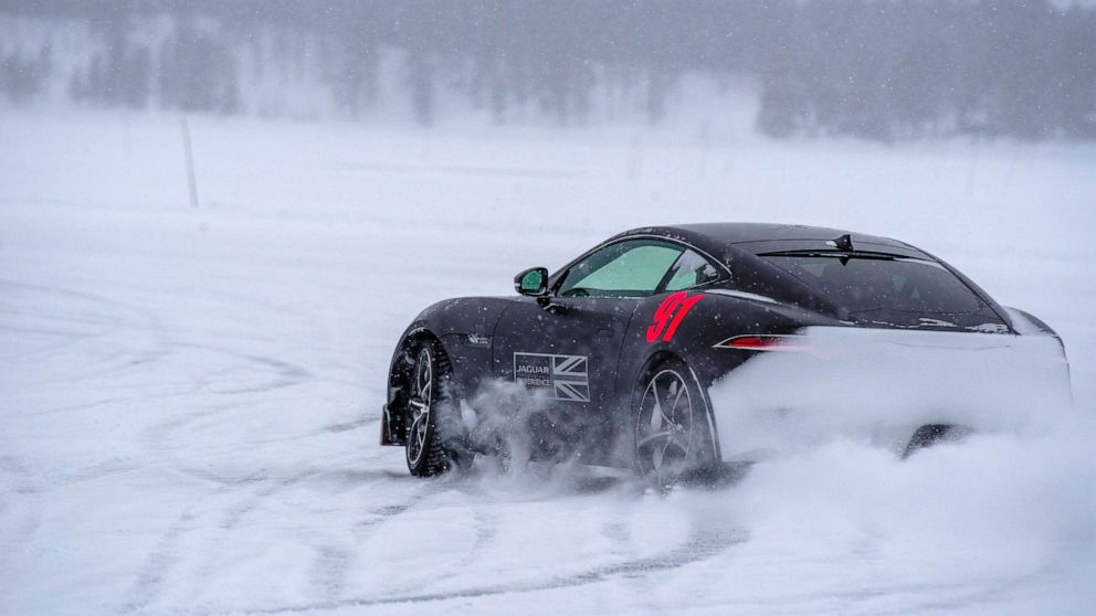 What I learned about driving on ice near the Arctic Circle