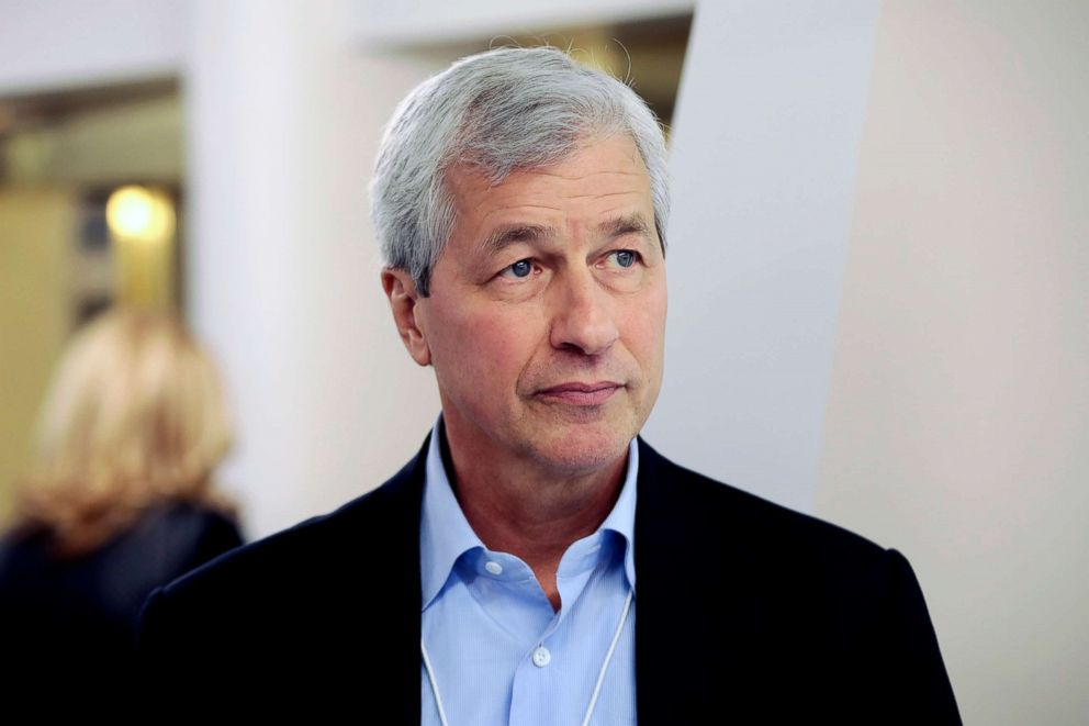 Donald Trump Hits Back At JPMorgan's Jamie Dimon As 'Nervous Mess'