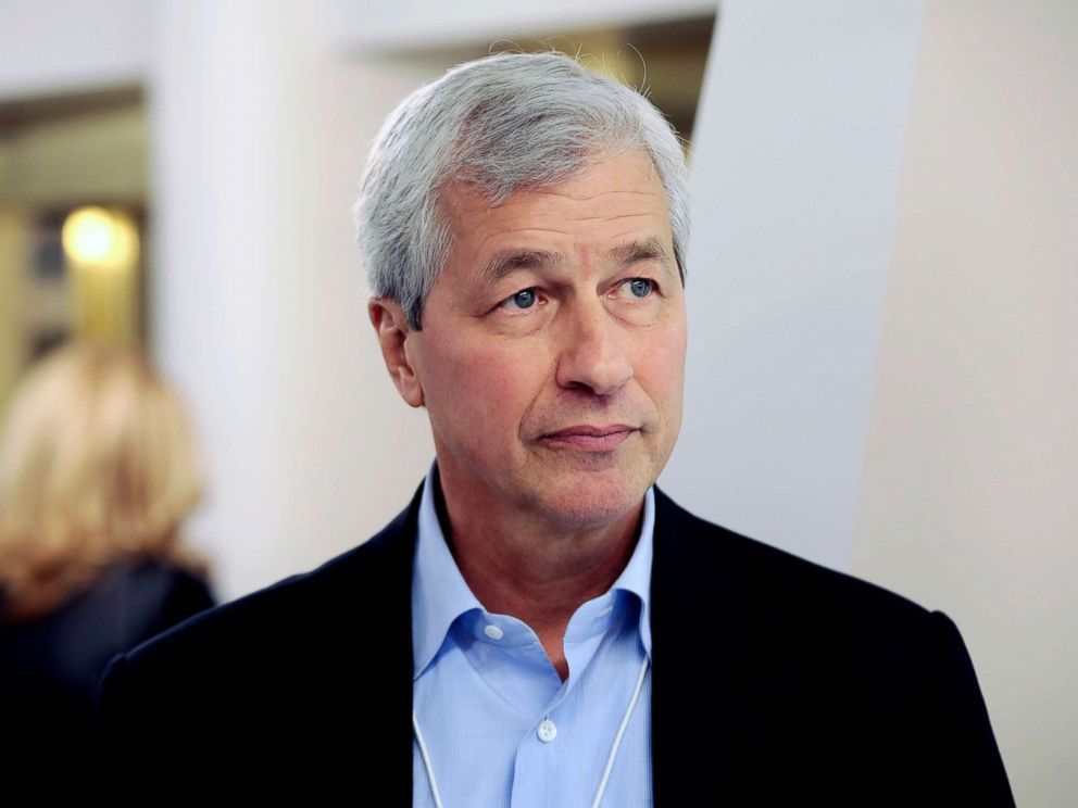 JPMorgan CEO Jamie Dimon on Trump: My wealth no