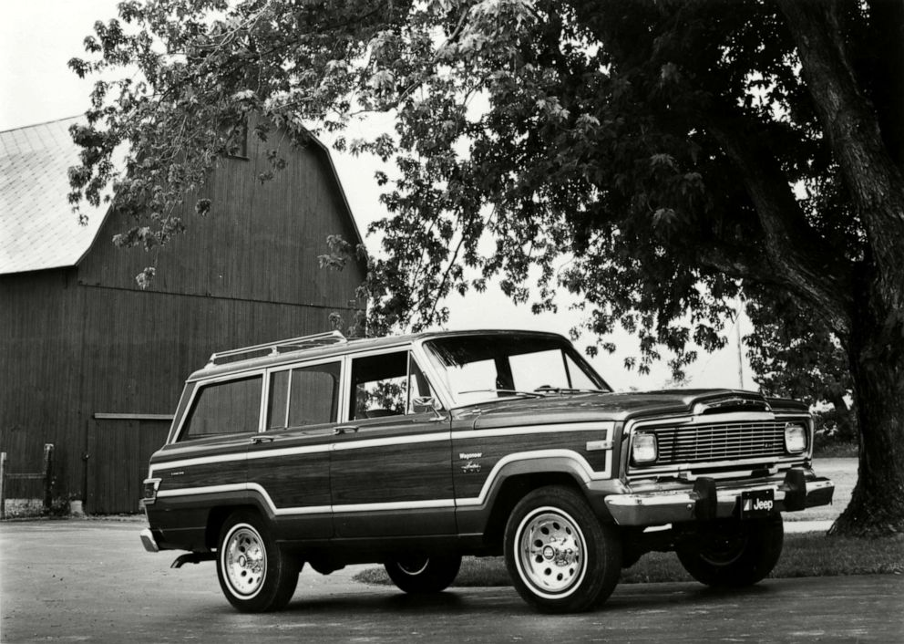 PHOTO: The Wagoneer, seen here in 1979, was a precursor to the modern-day SUV.
