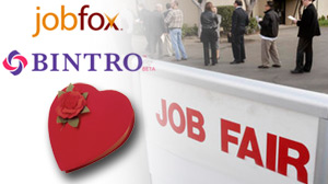 Photo: online job matchmaking