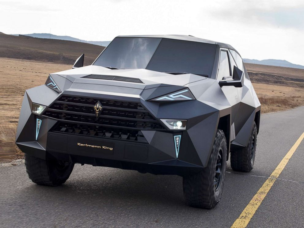 SUVs gone wild: 190 mph speeds, wet bars and karaoke machines  Karlmann-king-ht-jpo-190509_hpMain_4x3_992