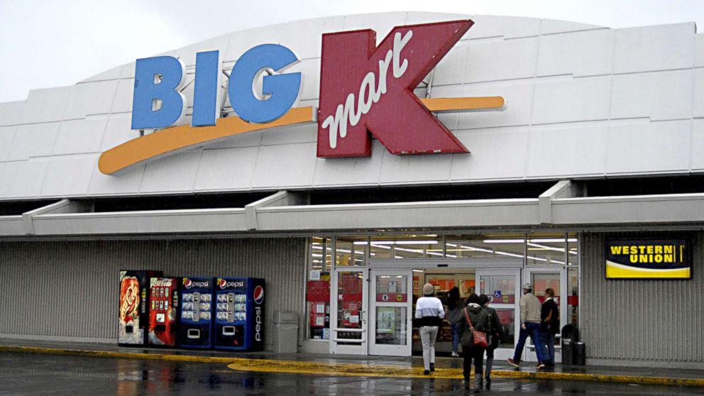 Shoppers enter a Big Kmart store, Dec. 28, 2011, in Lewiston Idaho.