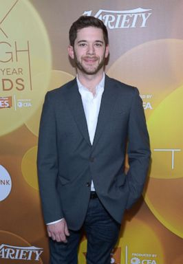 PHOTO: Honoree Colin Kroll attends an event on Jan. 9, 2014, in Las Vegas.