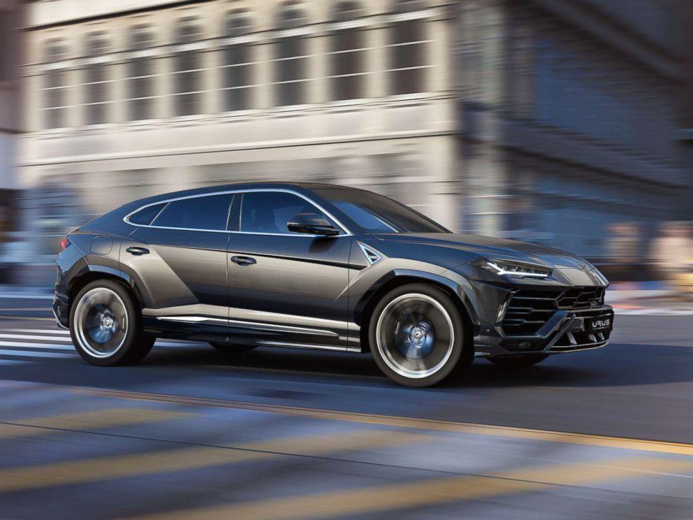 Photo Lamborghini Urus
