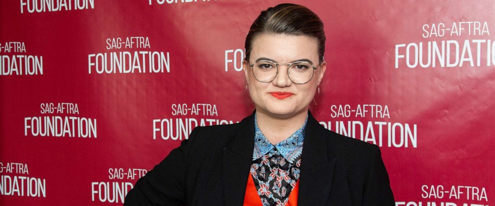 """PHOTO: Writer/Director Leslye Headland attends SAG-AFTRA Foundation Conversations with """"Russian Doll,"""" June 3, 2019, in Los Angeles."""