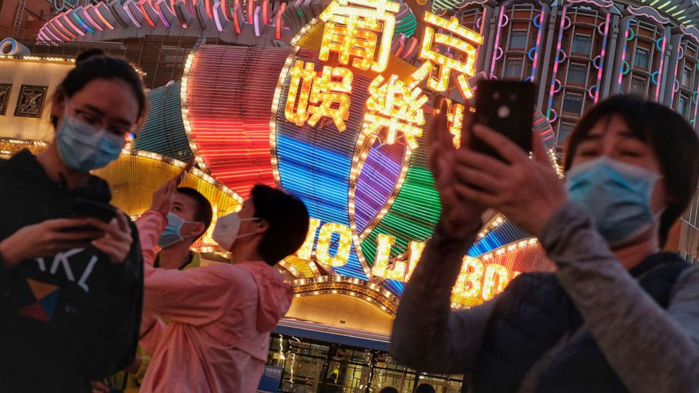 Macao Casinos Set To Reopen After Being Shuttered Amid Coronavirus Outbreak Abc News
