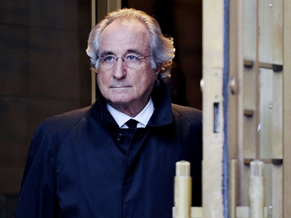 PHOTO: Bernard Madoff leaves US Federal Court after a hearing regarding his bail on Jan. 14, 2009 in N.Y.
