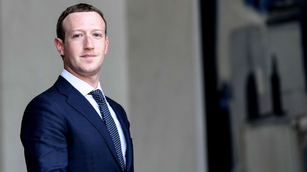 Facebook's Mark Zuckerberg sits down with ABC News' George Stephanopoulos