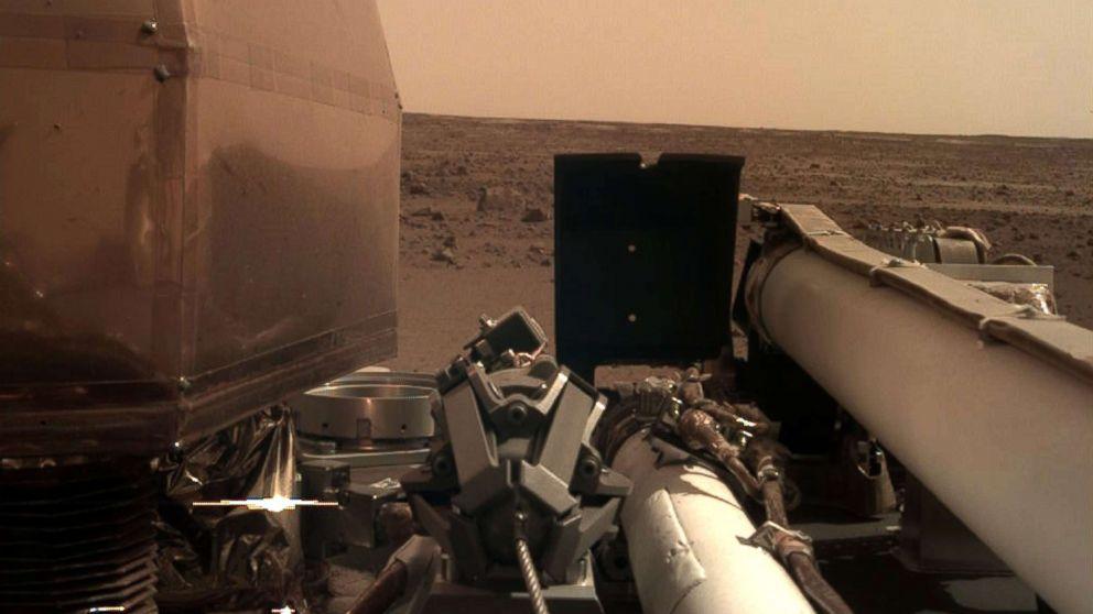 ¿Cómo suena el viento marciano? Ahora sabemos