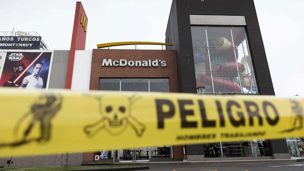 All Mcdonald S In Peru Closed For 2 Days After The Deaths Of 2