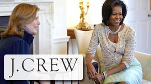 Photo: There Is No Michelle Effect: J. Crew is having a great year, but thatâ??s got little to do with the first lady.