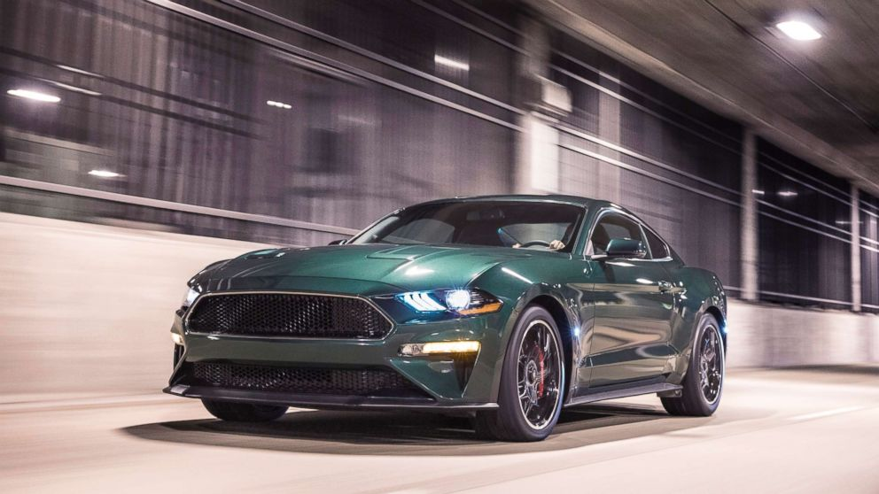 The Mustang first debuted in New York in April of 1964. 229ead0c86