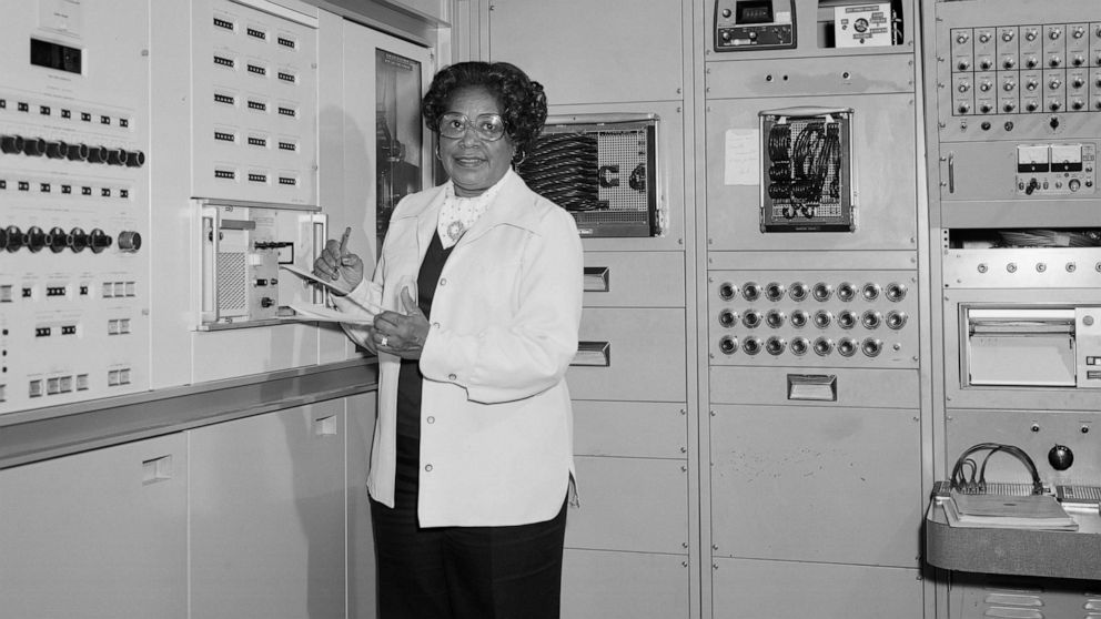 'A hidden figure no longer': NASA officially names DC headquarters after Mary W. Jackson