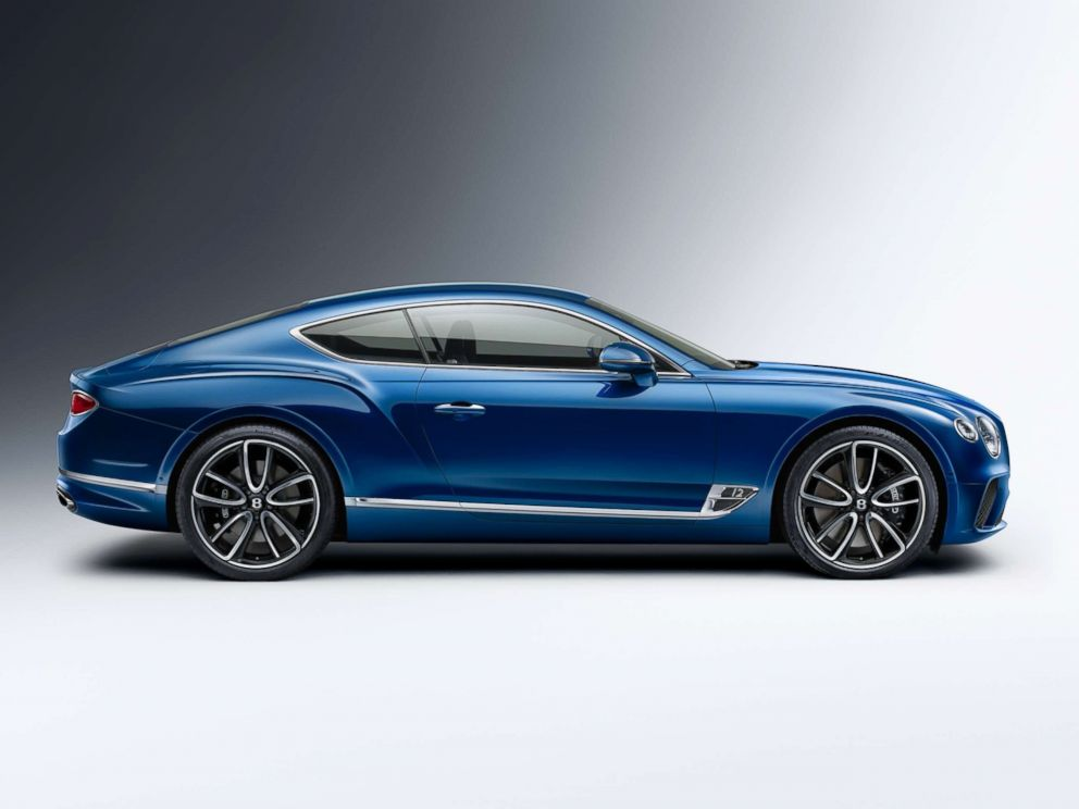 PHOTO: New Bentley Continental GT