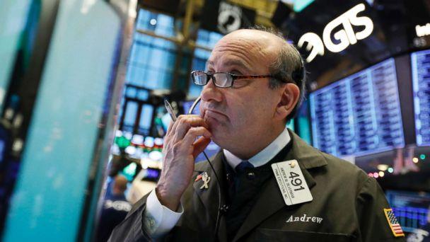 US stocks end higher after roller coaster trading session