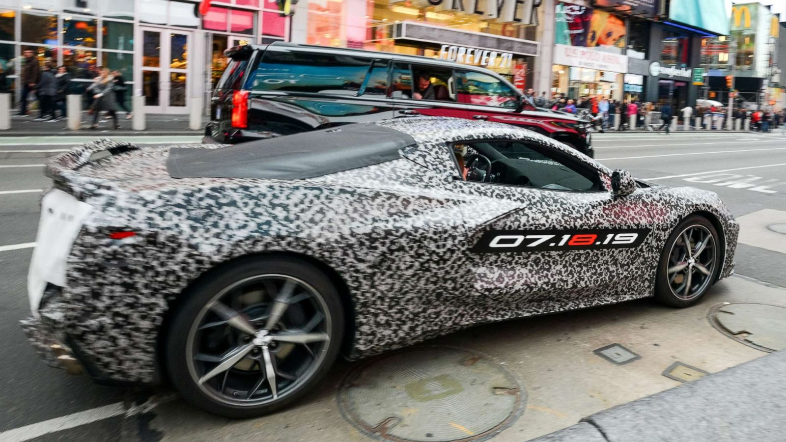 Pictures Of Corvettes >> After Decades Of Delay Inside Gm Mythic Mid Engine Corvette Is In