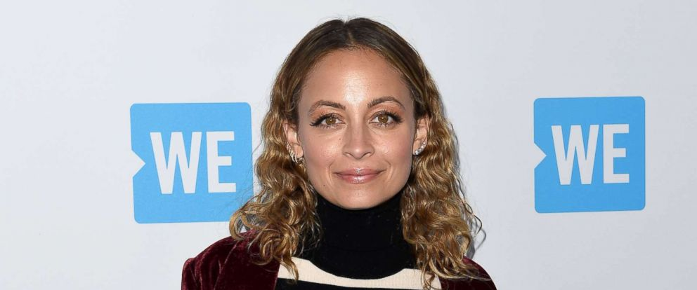 PHOTO: Nicole Richie attends WE Day California at the Forum, April 19, 2018, in Inglewood, Calif.