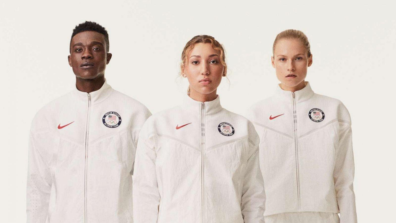 Team USA Apparel V-Neck T-Shirt for Women United States Olympic Team