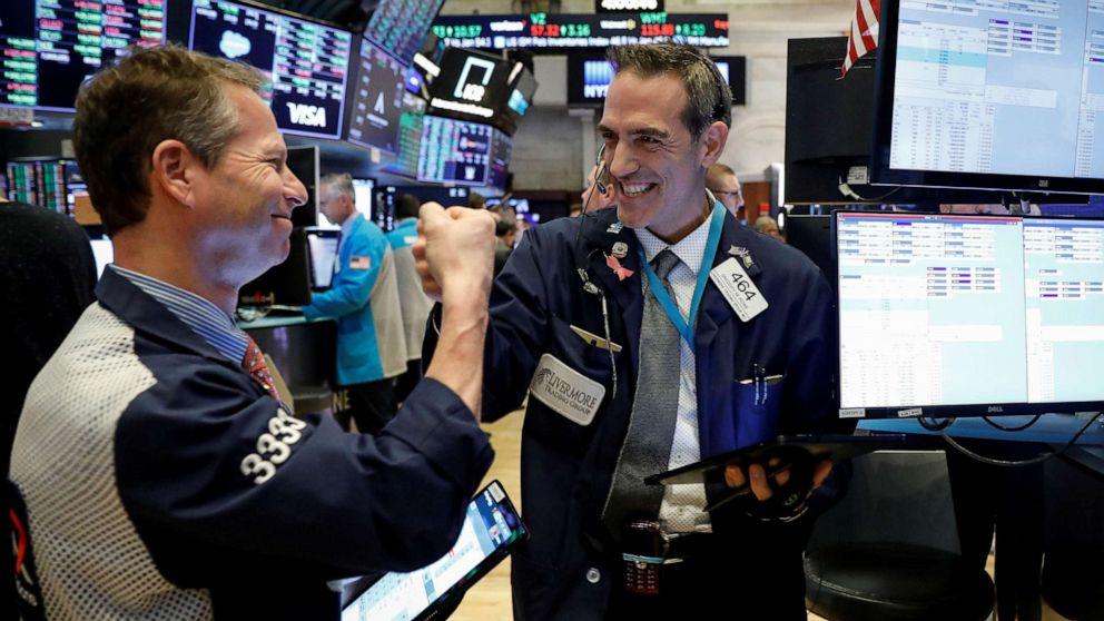 Μετά από μια εβδομάδα από την αφαίμαξη, οι χρηματιστηριακές αγορές αναπήδηση απότομα