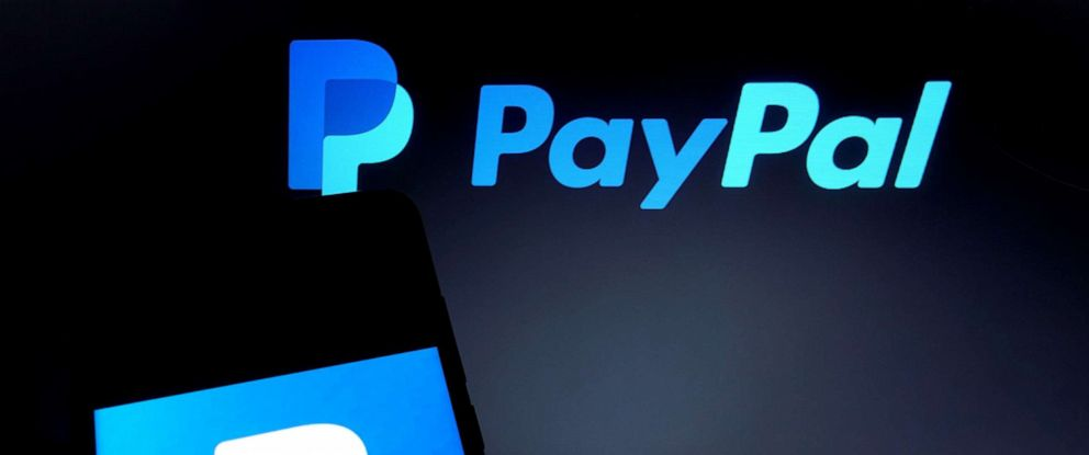 PHOTO: Paypal illustration.
