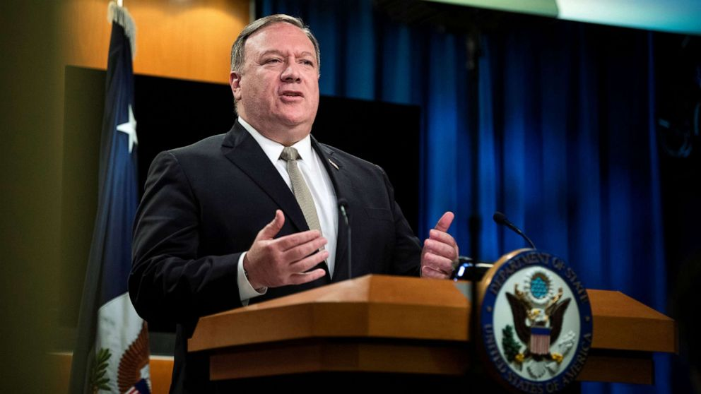 Pompeo says 'full' vindication, but watchdog finds fault with Saudi arms sales