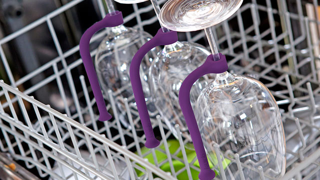PHOTO: The Tether Stemware Saver is shown.