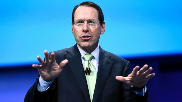 AT&T CEO denies considering sale of CNN in massive Time Warner deal