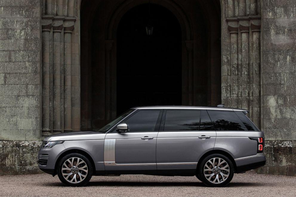 PHOTO: The 2020 Range Rover SUV