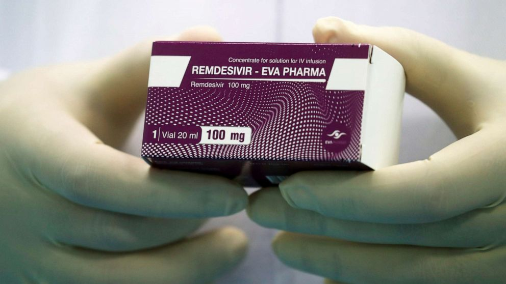 COVID-19 drug remdesivir could cost $3,120 for some US patients thumbnail